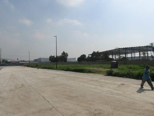 nave  en parque industrial