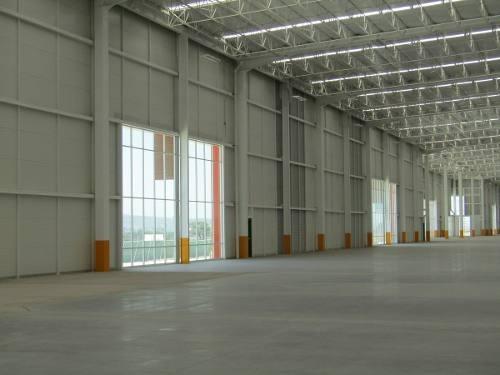 nave en renta  nueva en parque industrial