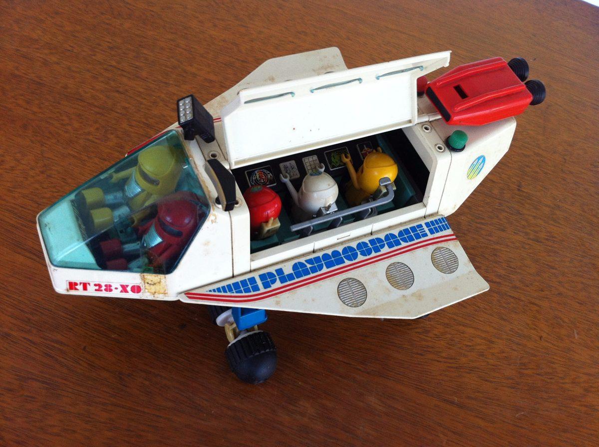 Nave espacial playmobil anos 80 r 500 00 em mercado livre for Nave espacial playmobil