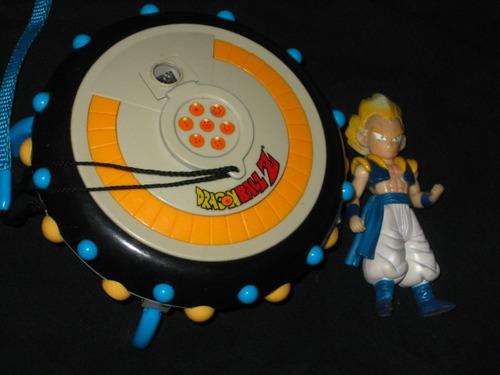 nave freezer dragon ball camara bandai 2000 goku pokemon