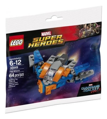 nave guardianes galaxia marvel - lego original nuevo