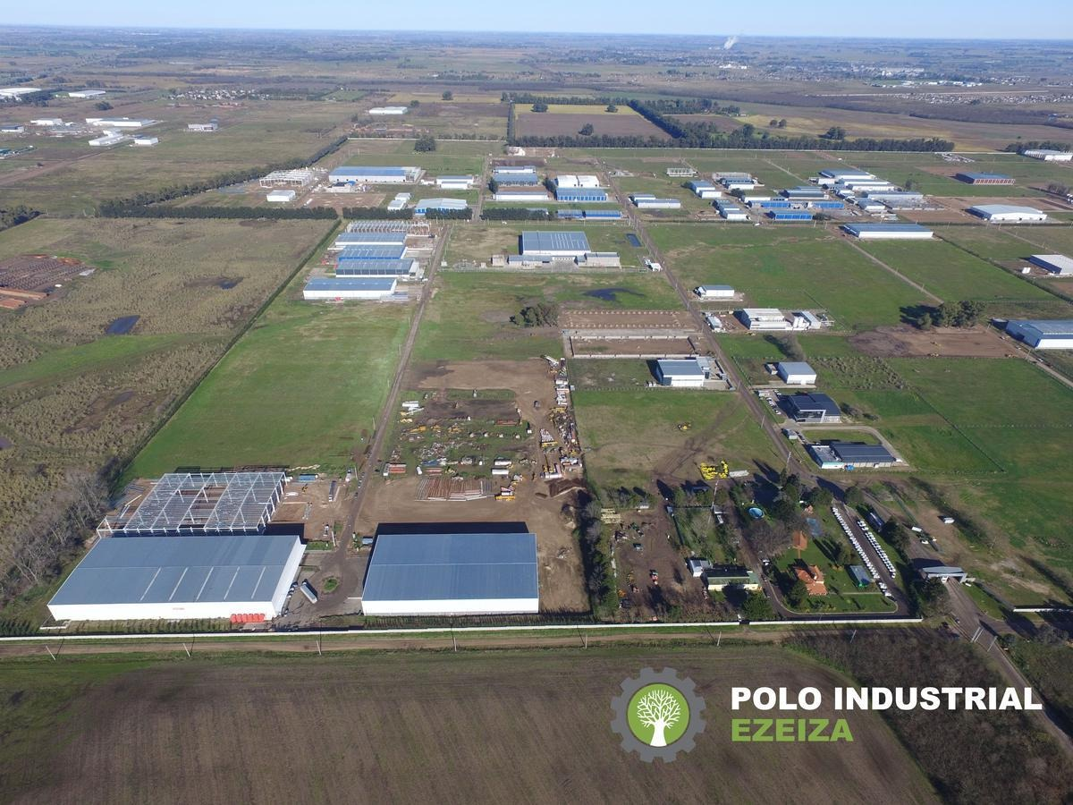 nave industrial 1100 m2- polo industrial ezeiza