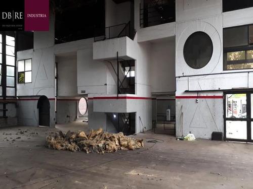 nave industrial 1.200 m2 cub. - billinghurst - san martin