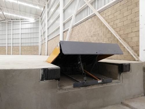 nave industrial 16,868 m2 nueva, parque industrial