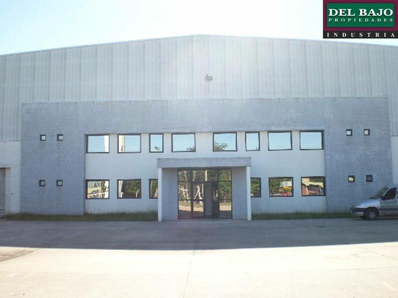 nave industrial 5.000 m2 - parque industrial pilar