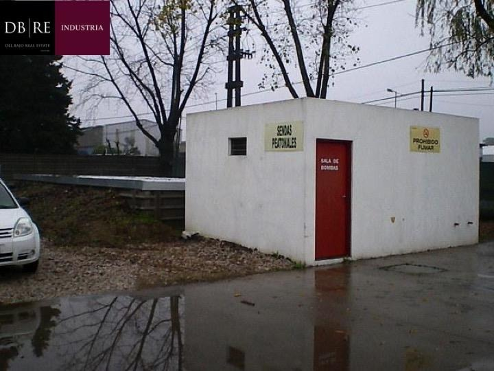 nave industrial 8.000 m2 cub - parque ind. tortuguitas