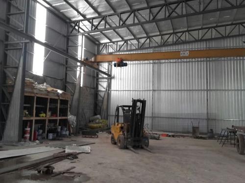 nave industrial a estrenar 4112 m2
