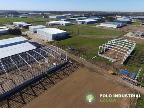 nave industrial a la venta 1.150 m2 cub. s/ 2.000 m2 de terreno, apto categoría 3
