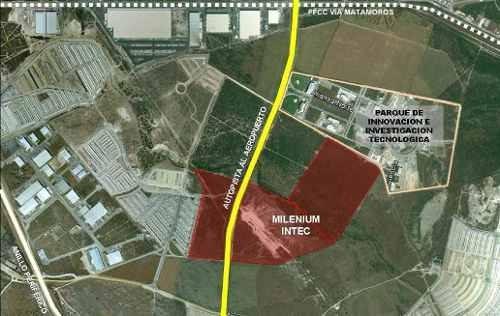 nave industrial aeropuerto