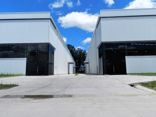 nave industrial - alquiler - polo industrial ezeiza