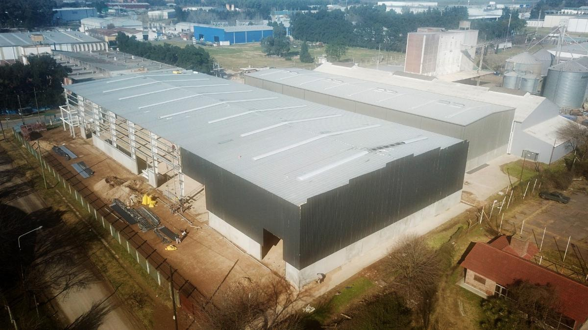 nave industrial - burzaco