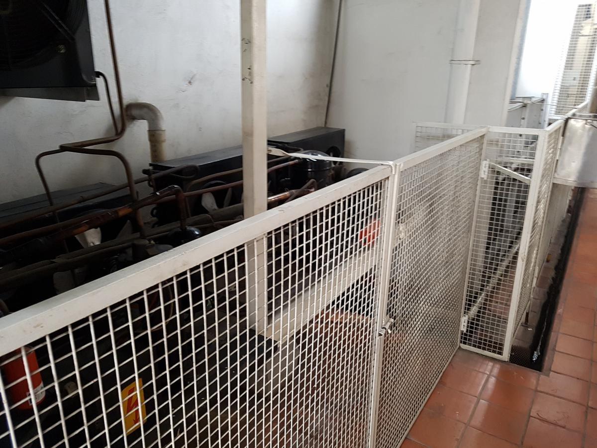 nave industrial - caseros