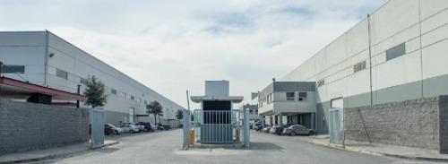 nave industrial, con excelente ubicación a 15 minutos del aeropuerto internacional de monterrey