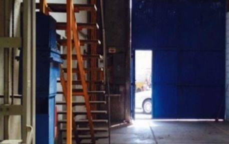 nave industrial con oficinas en san pedro martir