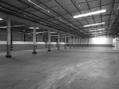 nave industrial de 4876 m2 en la localidad de pablo podestá
