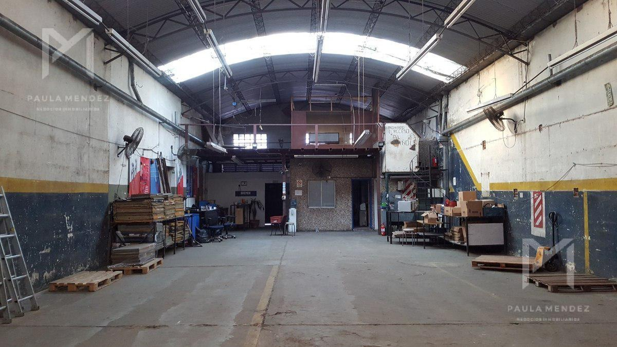 nave industrial - depósito - alquiler - munro - vicente lópez
