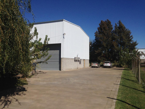 nave industrial / depósito - parque industrial pilar