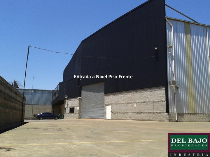 nave industrial - el triangulo