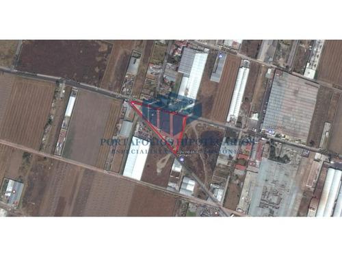 nave industrial en chalco para inversionistas