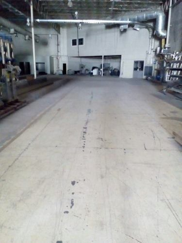 nave industrial en parque industrial lajat, coahuila