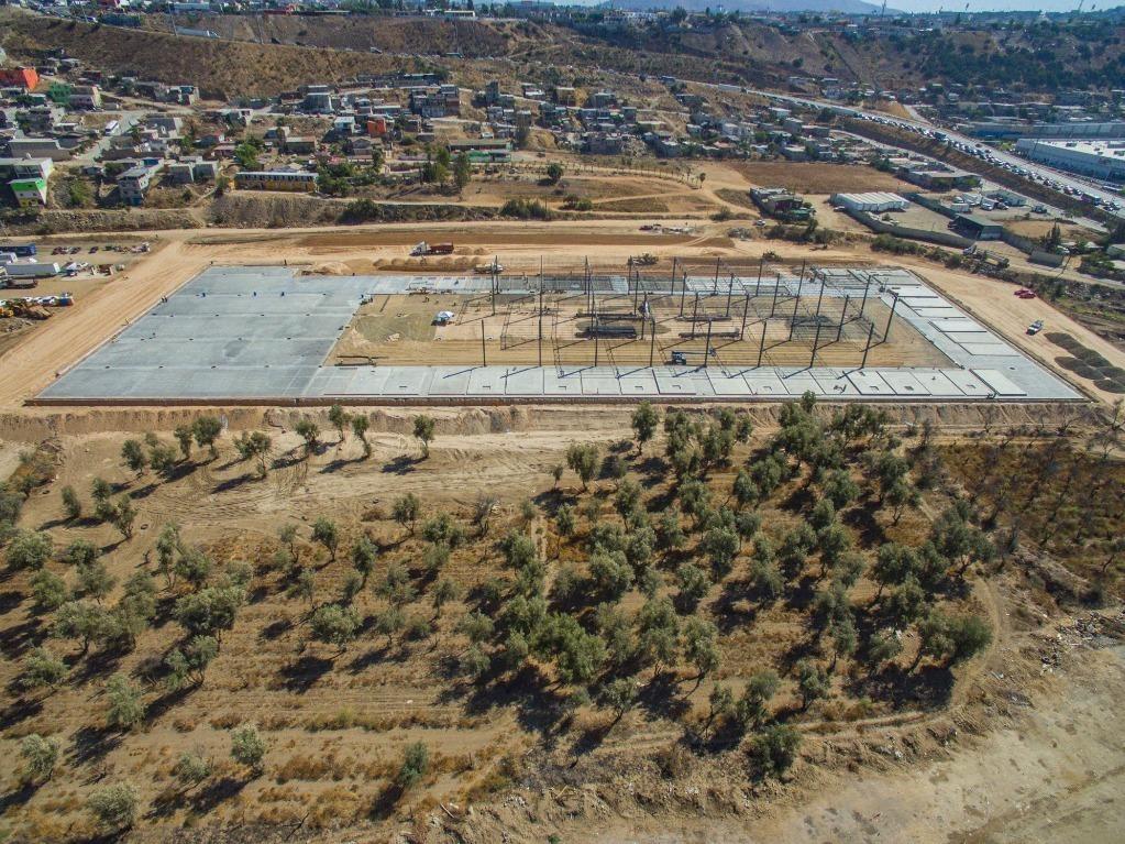 nave industrial en renta 100,000 pies2 /9,300 m2 por otay alamar tijuana bc