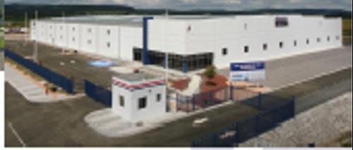 nave industrial en renta 9290 m² disponibles