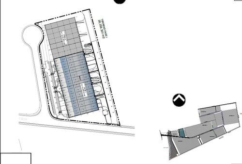 nave industrial en renta con disponibilidad de 8235 m²