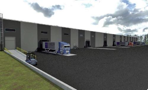 nave industrial en renta con disponibilidad de 9,600 m²
