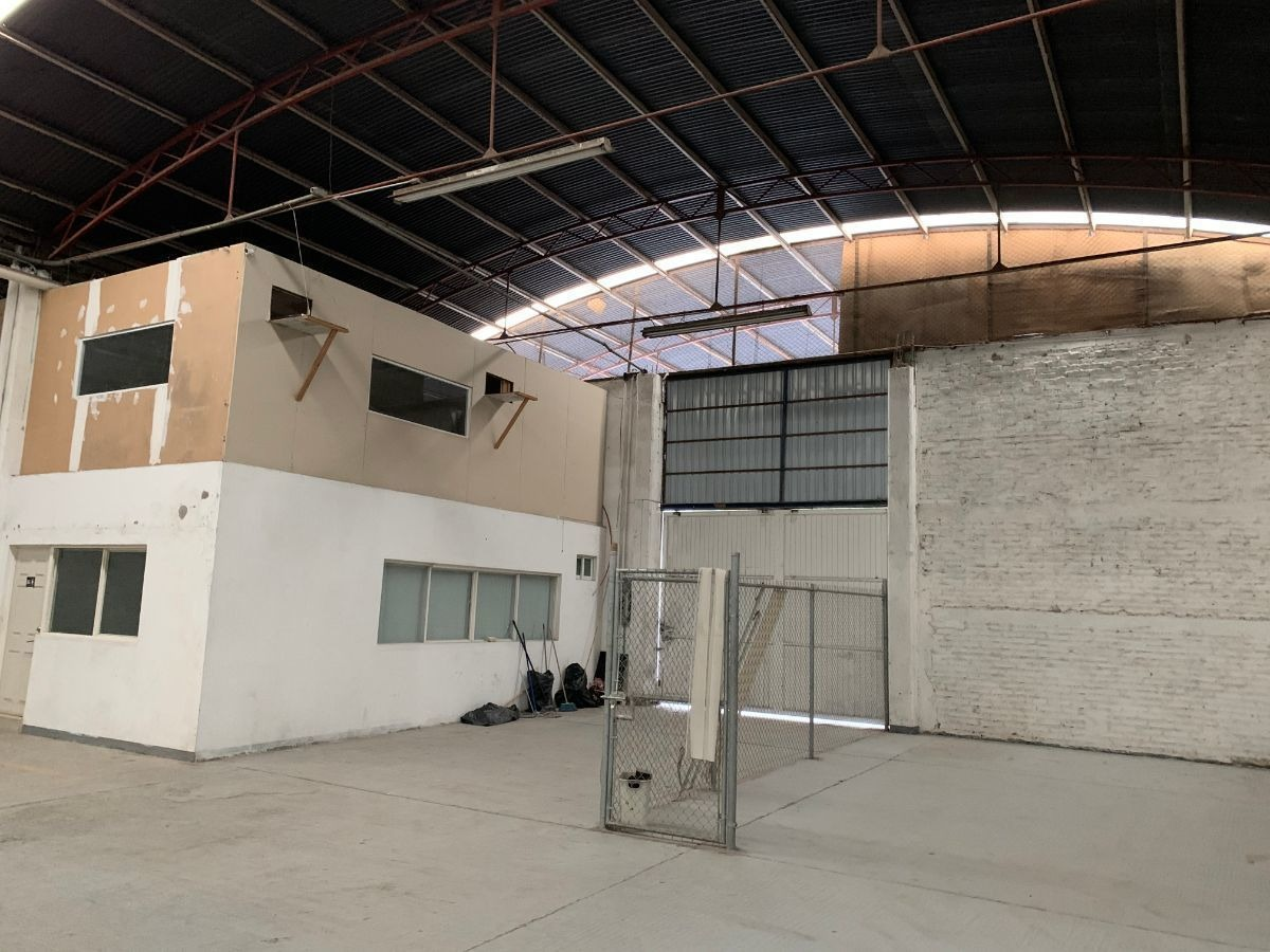 nave industrial en renta en ciudad industrial, 2400 m2.