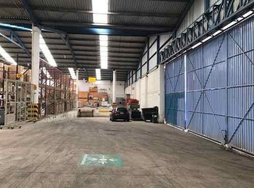 nave industrial en renta en sanctorum