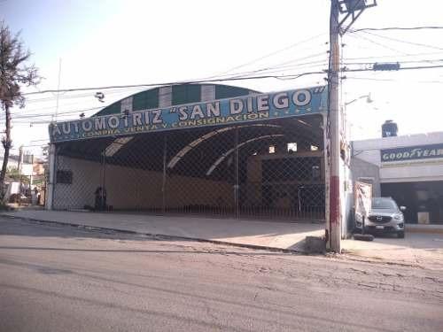 nave industrial en renta en santiago tepalcapa