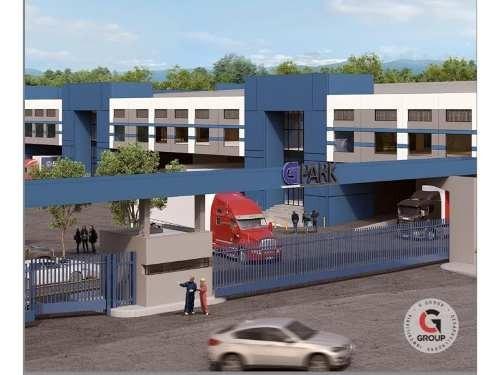 nave industrial en renta parque industrial bernardo quintana