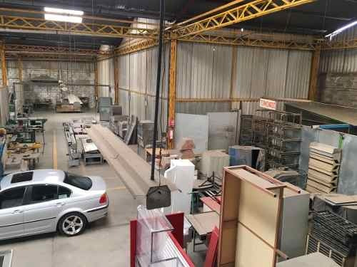 nave industrial en venta ó renta en san pedro mártir.