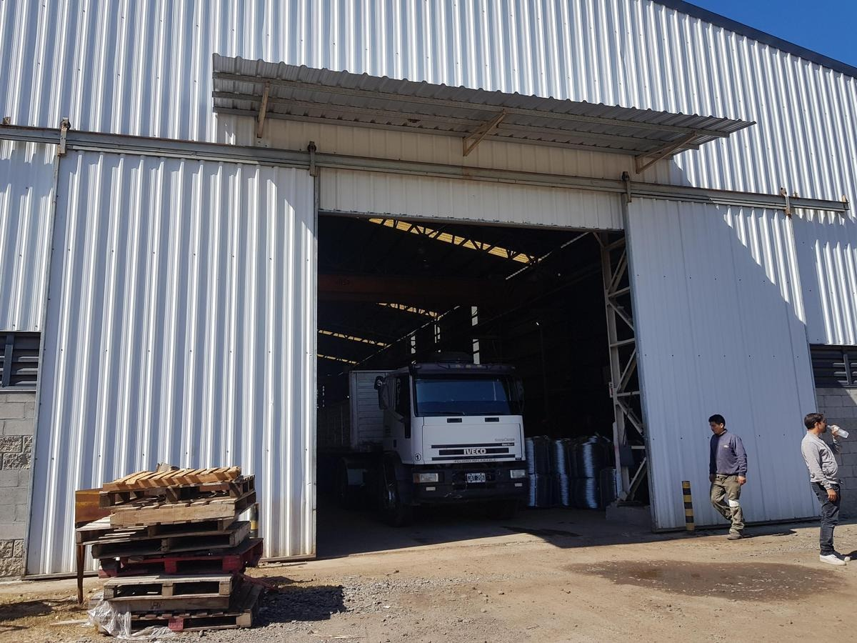 nave industrial - general rodriguez