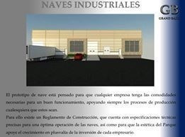nave industrial grand bajio $ 2,450 m2 diferentes dimensione