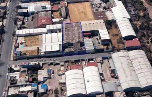 nave industrial lista para escriturar 1,106 m² y 1,508.4 m²