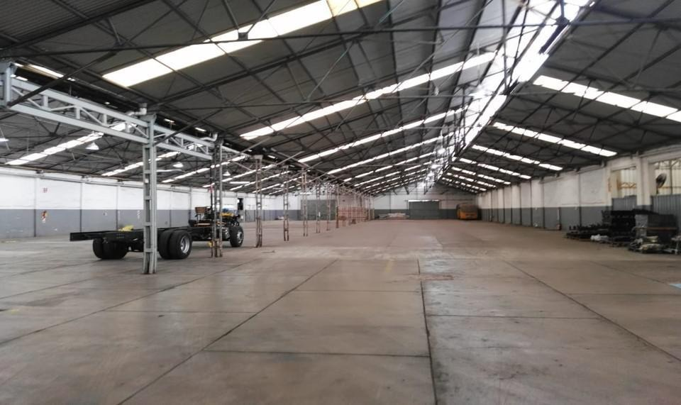 nave industrial - loma hermosa