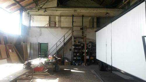 nave industrial - longchamps