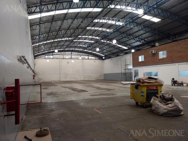 nave industrial - martinez