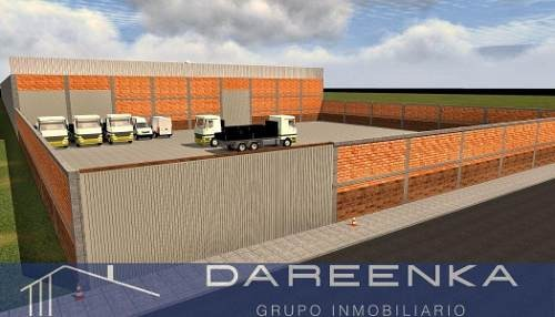 nave industrial - parque industrial chachapa