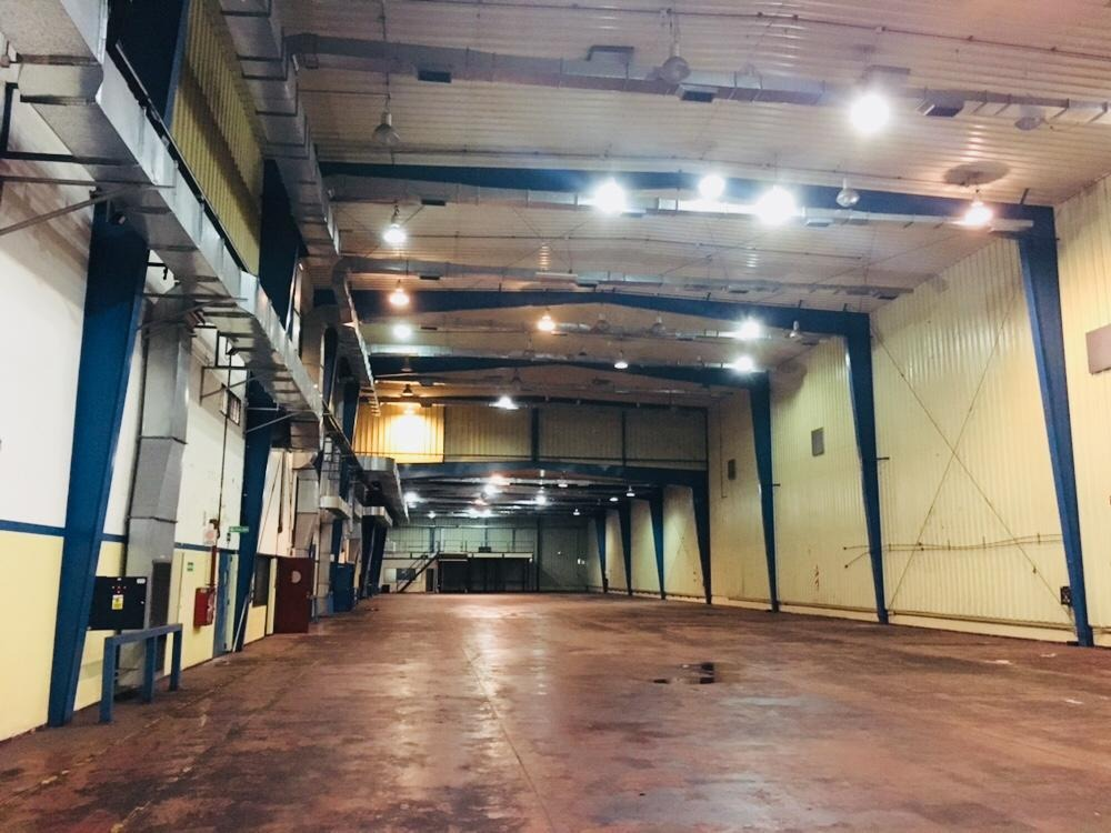 nave industrial - parque industrial pilar
