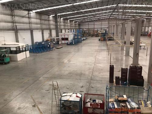 nave industrial - pilar