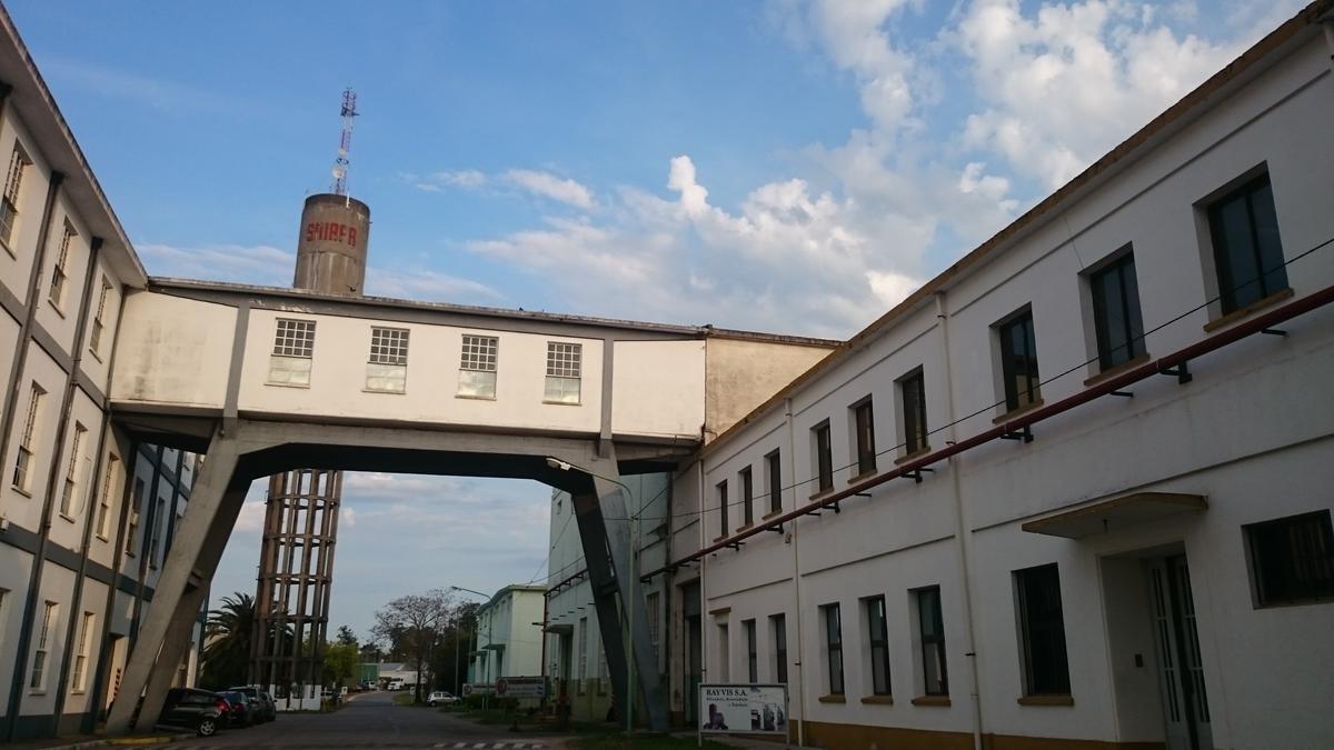 nave industrial - platanos