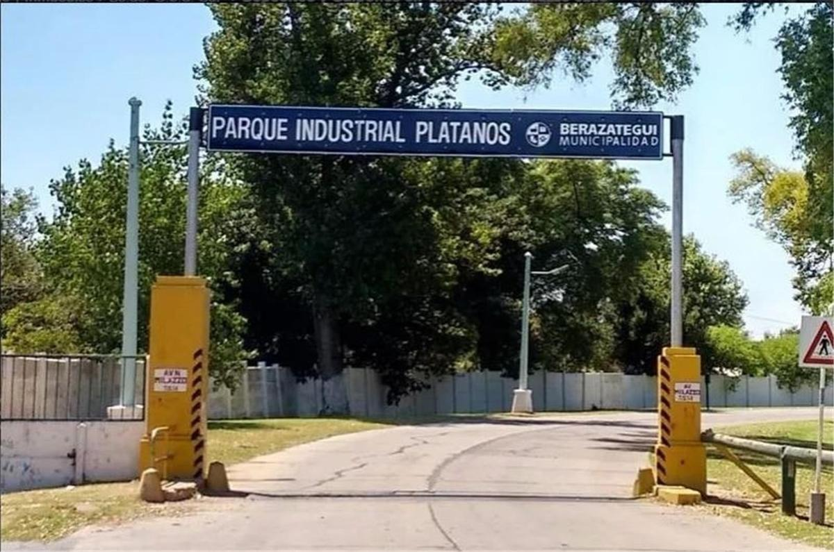 nave industrial - platanos