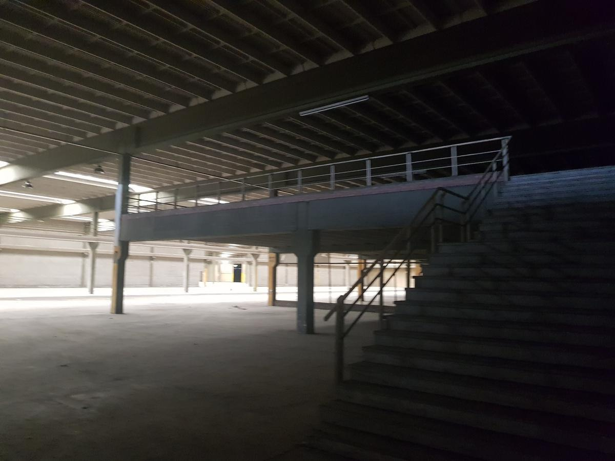 nave industrial - quilmes