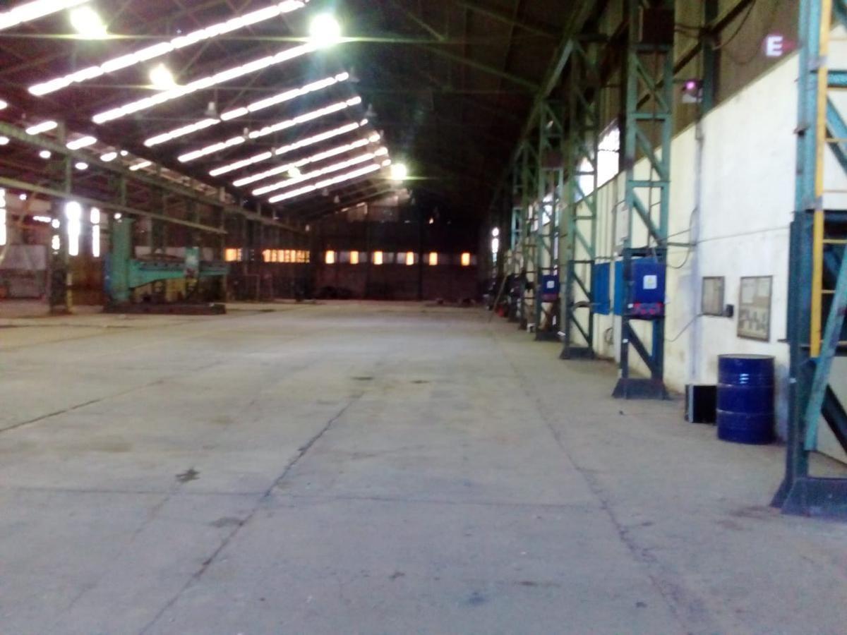 nave industrial - rosario