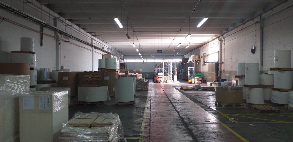 nave industrial - tortuguitas