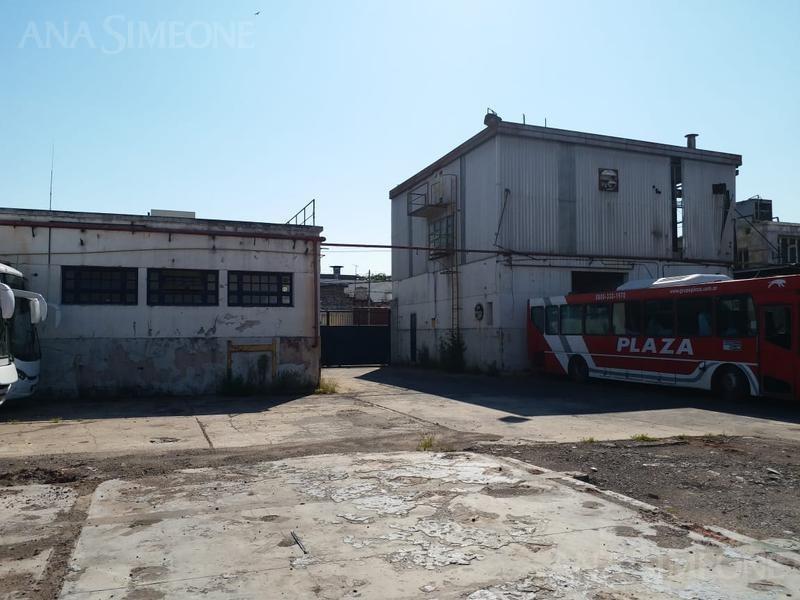 nave industrial - villa martelli