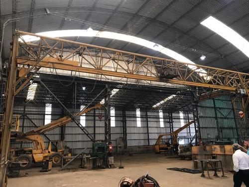 nave industrial - zarate