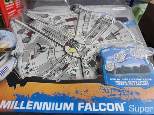 nave millennium falcon star wars. super looper